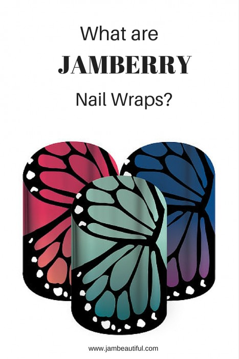 how are jamberry nail wraps?