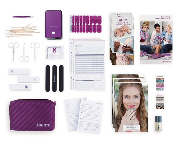 Jamberry starter kit Australia