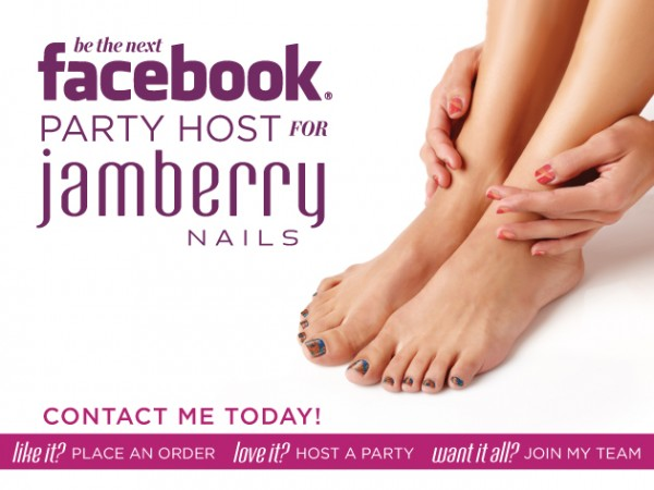 successful online jamberry party