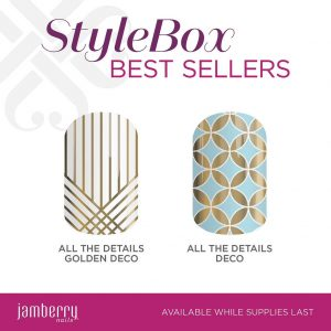 stylebox by Jamberry collection