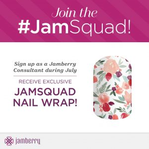 Jamsquad exclusive wrap
