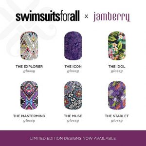 swimsuits for all x Jamberry
