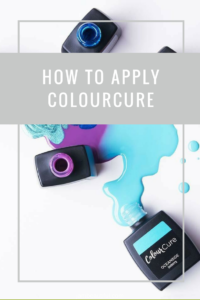 Jamberry ColourCure application