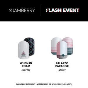 Flash sale exclusives
