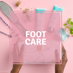 Indulgence foot care Jamberry