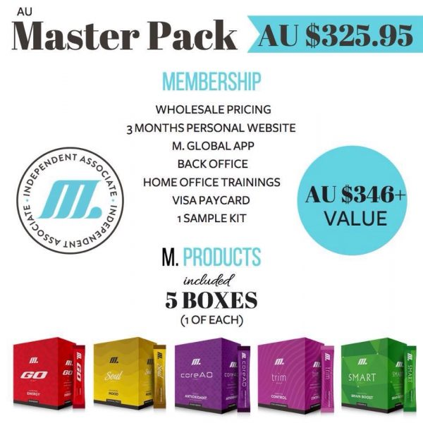 Join M Global with the Master Pack starter pack. Join Jamberry