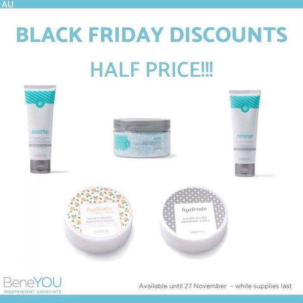 Jamberry black friday half price items