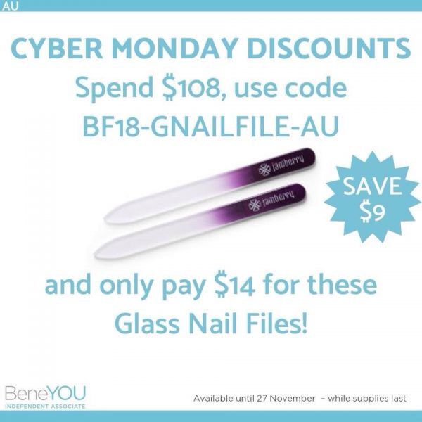 Cyber Monday Jamberry