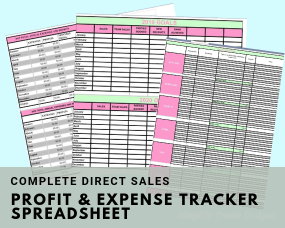 The Ultimate direct sales tax spreadsheet